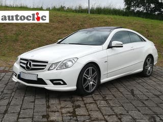 Mercedes-Benz Clase E 350 CDI Coupe pack AMG