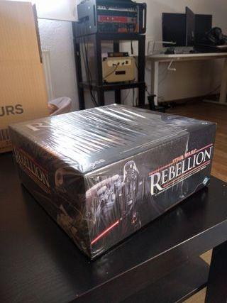 Rebellion Star Wars juego de mesa
