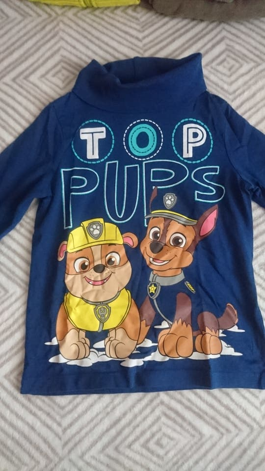 Patrulla canina. Camisetas