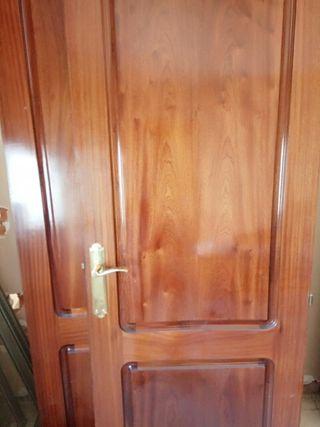 puerta macizas