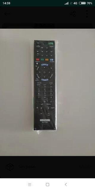 Mando universal Sony televisión