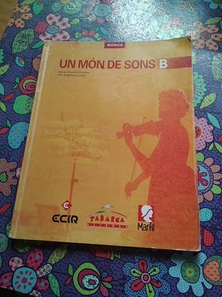 Libro música. 2 ESO. Tabarca