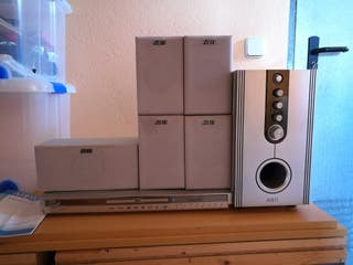 Home Cinema + DVD AIRIS