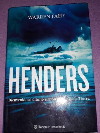 Libro Henders
