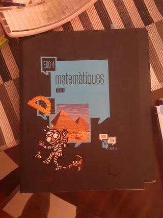 libros 4° eso illes Balears