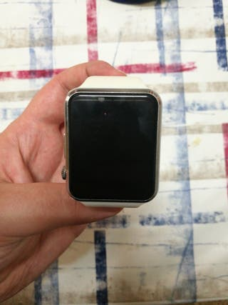 Reloj inteligente Smartwatch sin usar