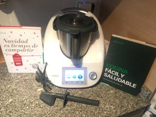 Thermomix TM5 NUEVA + Cook Key + Bolsa de transporte