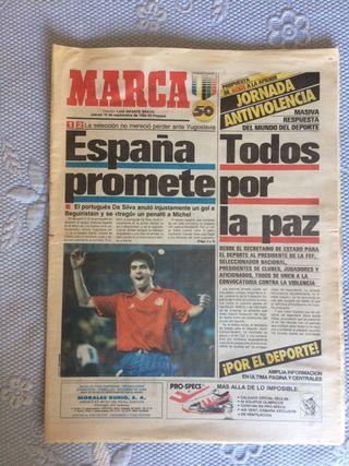Diario deportivo marca