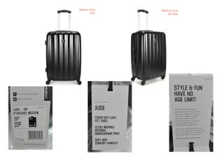 Luggage, Suitcases
