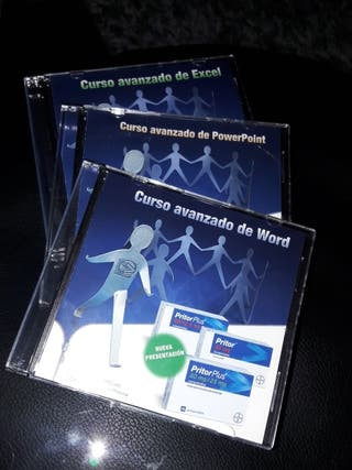 Curso Word, Excel, PowerPoint