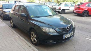 Mazda 3 2006 averiado