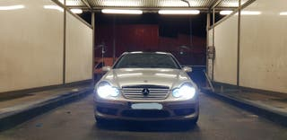 Mercedes C Sport Coupe 230k pack Amg