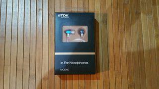 Auriculares TDK MCB300 Azul
