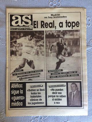 Diario deportivo as