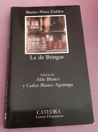 libro La de Bringas