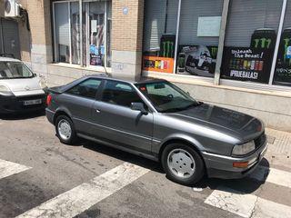 Audi coupe 2.2 año 90
