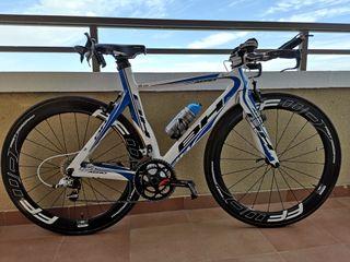 Bicicleta BH GC Aero (talla S)