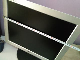 "Monitor ordenador LG 19"""
