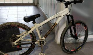 Felt double shot MTB bicicleta dual dirt jump
