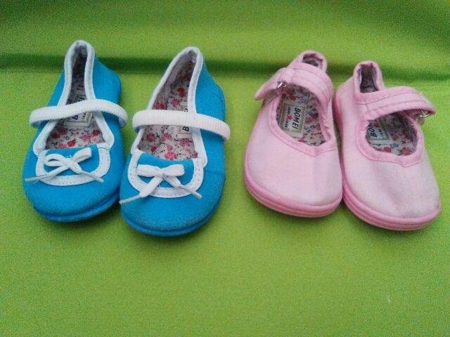7a80c44f8b1 Zapatos bebé Talla 18 de segunda mano por 2 € en Madrid en WALLAPOP