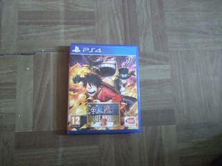 one piece pirate warrior 3 ps4