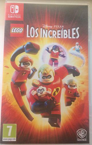Videojuego Los Increíbles