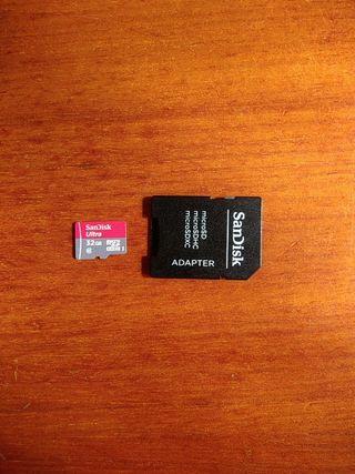 Micro SD 32GB SanDisk