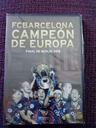 dvd Barça