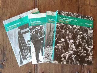 """Colección """"La Guerra Civil Española mes a mes"""""""
