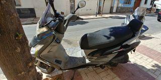 Moto Kymco Yager 125 cc -