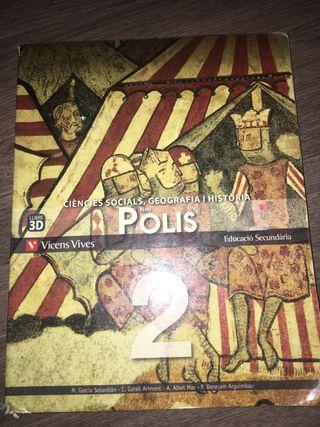 Libro sociales 2n Eso