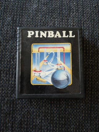atari 2600 pinball juego