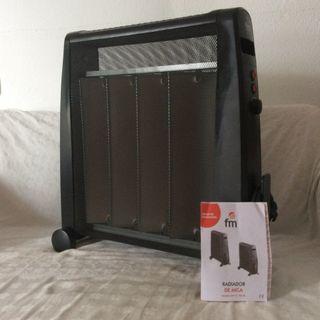 Estufa/ Radiador eléctrico