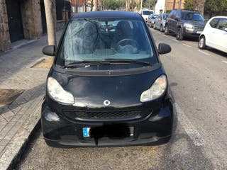 smart fortwo coupe 45