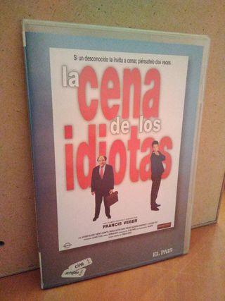 Pelicula dvd