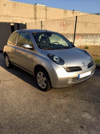 Nissan Micra 2005 1.5 DCI 140000 kms.