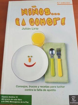 libro alimentación infantil
