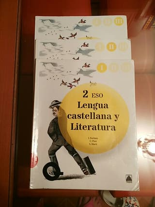libro de lengua 2 de la eso
