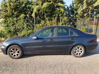 Mercedes-benz Clase C 2002 220 cdi