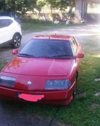 Renault alpinee 1990