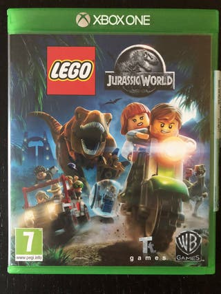 Juego lego jurasic world xbox one