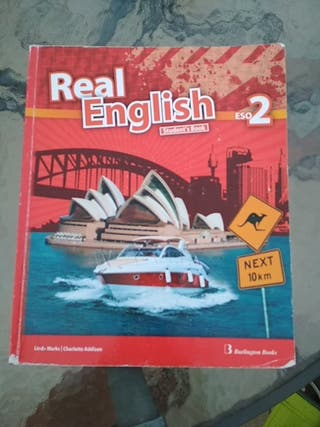 Libro Ingles 2 eso Real English Student's Book