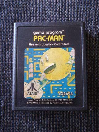 Pac-Man Atari 2600 original