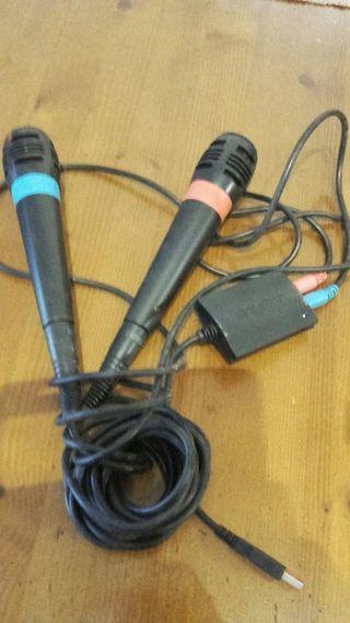 Microfonos Karaoke