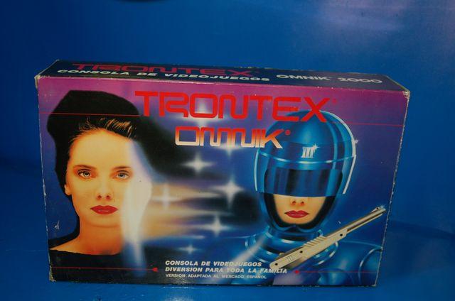 CONSOLA TRONTEX OMNIK 2000 (PISTOLA + 2 MANDOS
