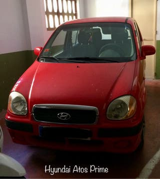 Hyundai Atos prime GLS 2003