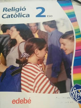 religio catolica 2n eso