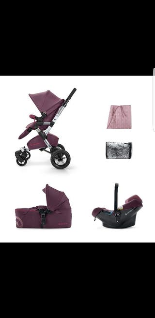 Concord Neo Mobility Set Raspberry pink