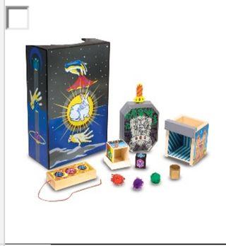juguetes de magia