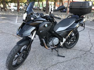 BMW G650GS, IMPECABLE , extras !!!! 2016